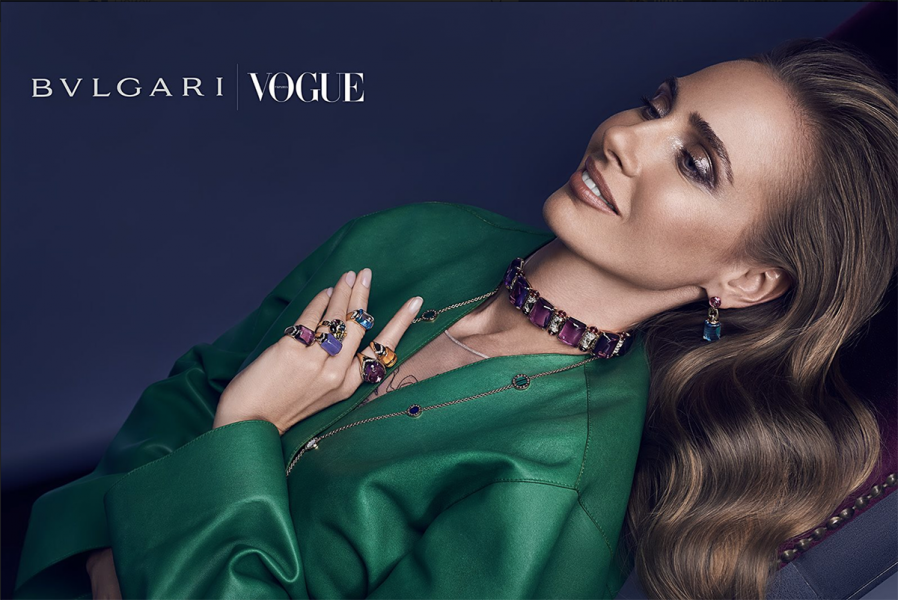 VOGUE UKRAINE / BVLGARI special project.