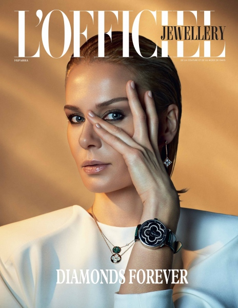 L'Officiel Ukraine / December 2018